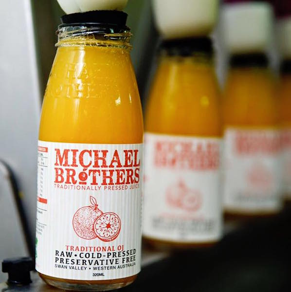 Michael Brothers Juice